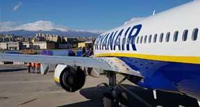 Noleggia un'auto per le tue vacanze estive con Ryanair con uno sconto del 50%