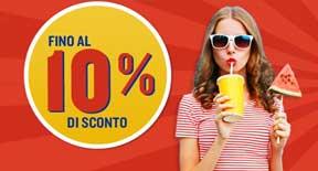 Offerta Last Minute di Ryanair: prenota subito ed avrai uno sconto del 10%