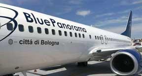 Vola in Grecia con Blue Panorama a partire da 50,66 Euro a tratta