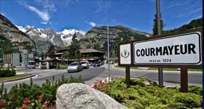 Courmayeur: tradizione alpina con stile italiano