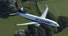 Ottieni il 10% in Crediti di Viaggio Ryanai, soggiorna con Ryanair Rooms