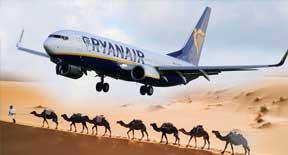 Prenota la tua vacanza estiva a partire da 14,99 Euro con Ryanair