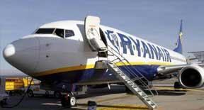 Last Minute: sconto del 10% se voli con Ryanair entro oggi 16 luglio 2018