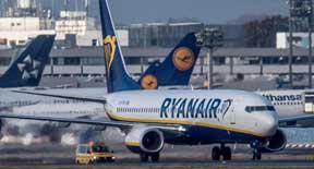 Promozione folle: voli infrasettimanali scontati del 25% con Ryanair