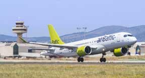 """Prenota la vua canza di gruppo con Air Baltic e usufruisci dei vantaggi riservati al """"biglietto di gruppo"""""""