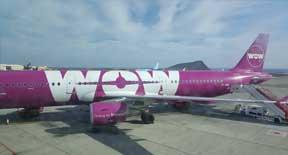 Vola in Islanda a partire da 49,99 Euro con WOW air