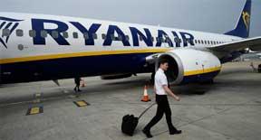 Super offerta Ryanair: vola a partire da 9,99 Euro