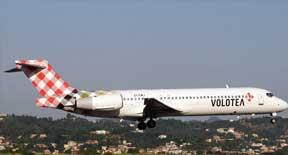 Organizza il tuo viaggio in famiglia con Volotea, i bambini viaggiano gratis