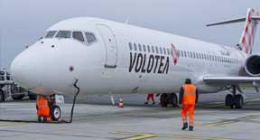 Volotea festeggia i 20.000 di passeggeri con voli a partire da 20 Euro