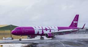 Vola in Islanda a partire da 59,99 Euro con WOW Air