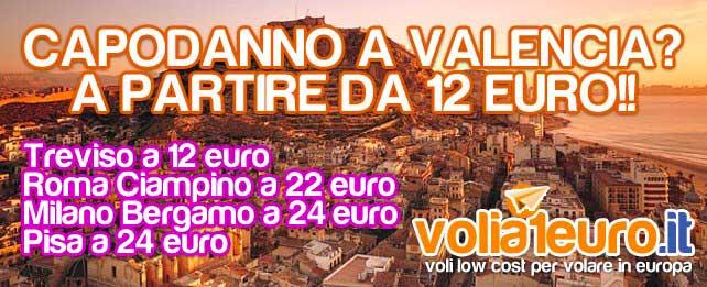Capodanno a Valencia?