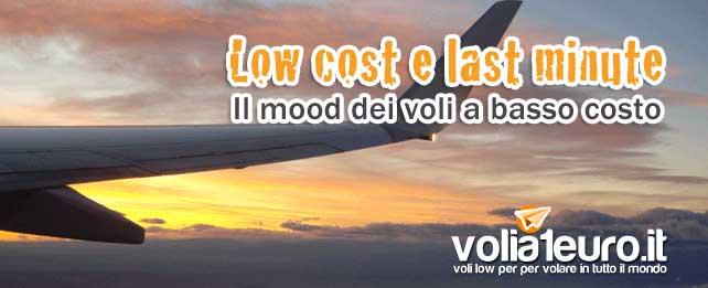 Il mood dei voli a basso costo
