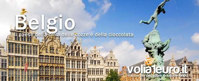 belgio guida turistica