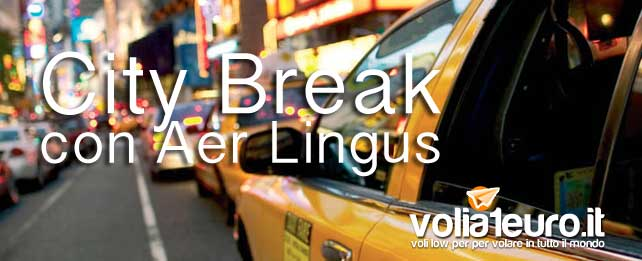 City Break con Aer Lingus