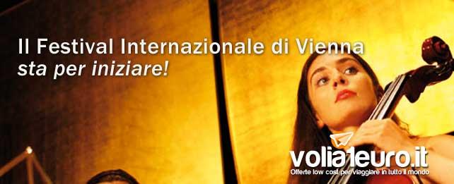 Il Festival Internazionale di Vienna sta per iniziare!