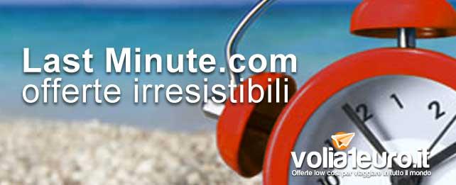 offerte lastminute.com