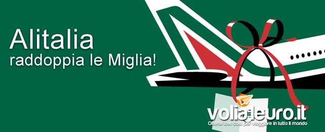 Alitalia: mille miglia
