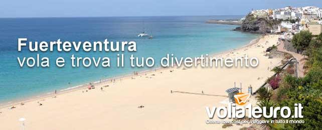 offerte voli Fuerteventura