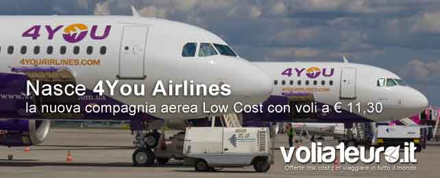 4You Airlines LowCost