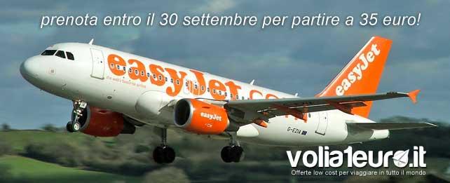 offerte low-cost Easyjet