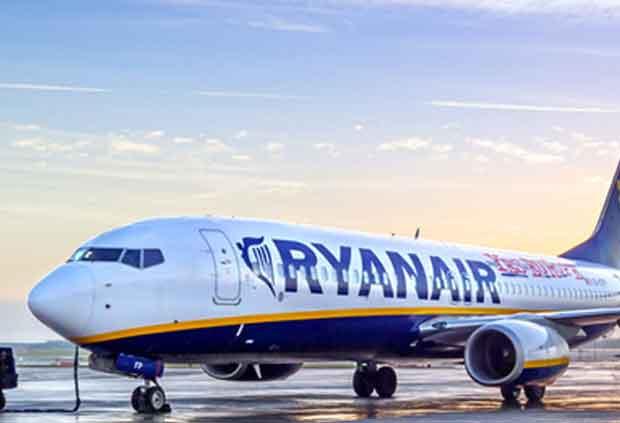 Ryanair: prenota a luglio e vola a Dublino a settembre a 45 euro!