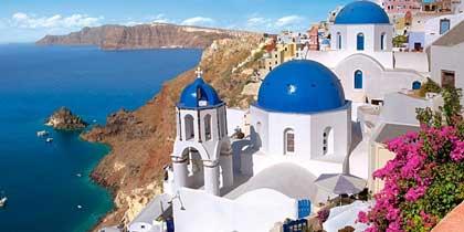 Lastminute.com: Santorini volo+hotel a partire da 522 euro