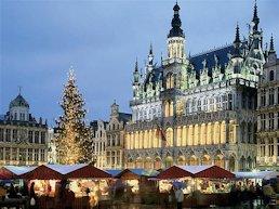 Turista nella città Bruxelles – Stato Belgio – Ecco cosa visitare