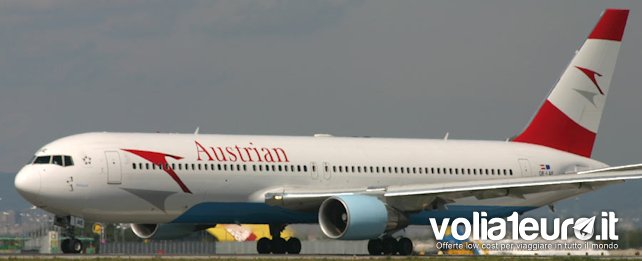 offerte austrian airlines
