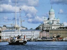 Turista nella città Helsinki – Stato Finlandia – Ecco cosa visitare
