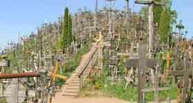 Collina delle Croci di Siauliai – I monumenti di Siauliai