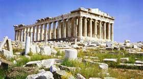 Voli per Atene con Ryanair a meno di 20 euro