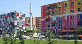 Nuovi voli di Blue Express per Tirana