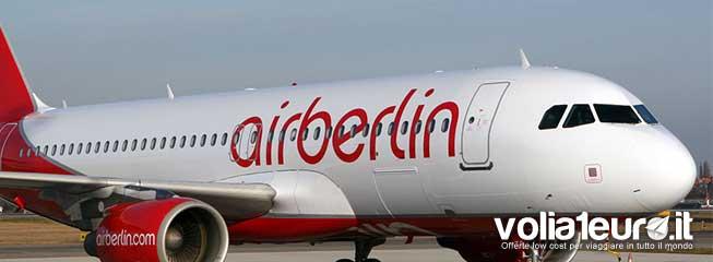 air berlin promozione