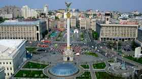 Turista nella città Kiev – stato Ucraina – Ecco cosa visitare