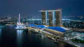 Marina Bay Sands di Singapore – i monumenti di Singapore