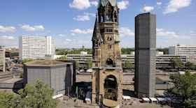 La Kaiser-Wilhelm-Gedächtniskirche a Berlino – I monumenti di Berlino