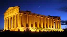 Valle dei Templi di Agrigento – i monumenti di Agrigento