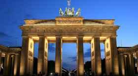 La Porta di Brandeburgo di Berlino – i monumenti di Berlino