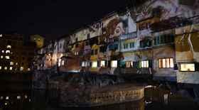 Natale all'insegna delle luci a Firenze con F Light