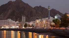 Turista nella città Muscat – Stato Oman – Ecco cosa visitare