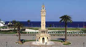 Torre dell'Orologio di Smirne – i monumenti di Smirne