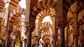 La Moschea di Cordoba – i monumenti di Cordoba