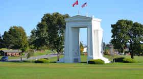 Peace Arch di Blaine – i monumenti di Blaine