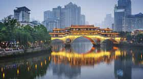 Cina, al via i lavori per il nuovo aeroporto di Chengdu