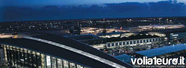 L'aeroporto di Copenhagen tra i più in crescita d'Europa