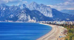Turista nella città Antalya – Stato Turchia – Ecco cosa visitare