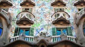 Casa Batllò di Barcellona – i monumenti di Barcellona