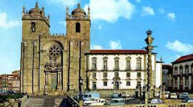 Cattedrale di Porto – i monumenti di Porto