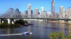 Turista nella città Brisbane – Stato Australia – Ecco cosa visitare