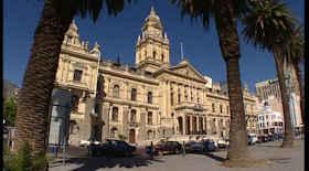 Municipio di Città del Capo – i monumenti di Città del Capo